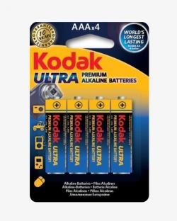 Bateria Kodak Ultra Premium AAA-4  R3x4szt.