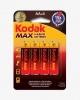 Bateria Kodak MAX AA-4  R6x4szt.