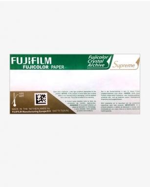 Papier Fuji Supreme 20.3x112 Lustre