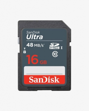Karta SanDisk Ultra SDHC 16 GB 48MB/s Class 10