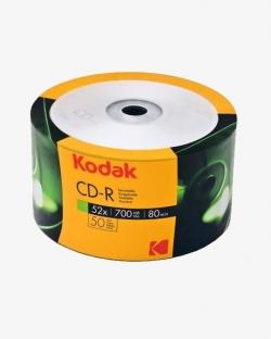Płyta Kodak CD-R 52x700MB 50szt