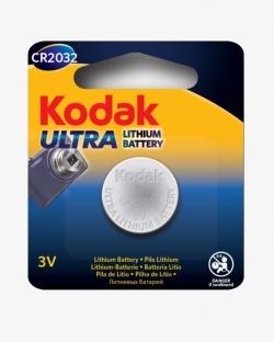 Bateria Kodak Ultra Lithium CR2032