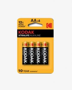 Bateria Kodak Xtralife Alkaliczna R6x4szt.