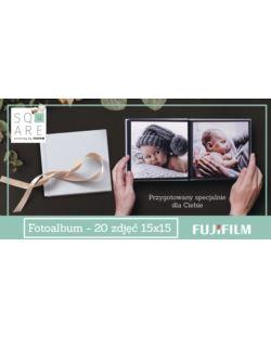 Foto Album Fuji 15x15/20 zdjęć