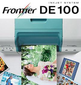 Frontier DE 100